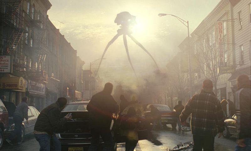 Extraterestrii au venit pe pamant! Sunt speriata!